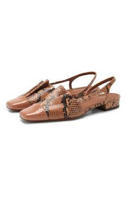 Кожаные балетки L'Autre Chose LDL013.20CP2927