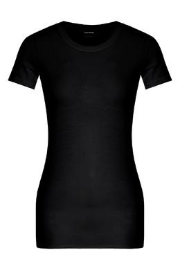 Черная футболка Vika Isabel Marant 140187595