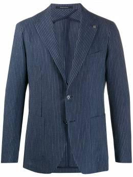 Tagliatore однобортный пиджак узкого кроя 1SMC22K61XEZ009