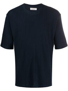 Laneus футболка с круглым вырезом 90622