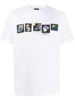 Ps by Paul Smith футболка с графичным принтом M2R011RAP1731