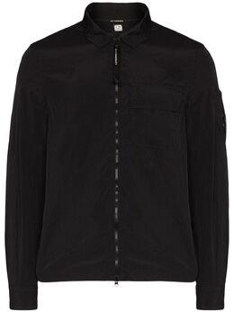 C.P. Company куртка с логотипом 08CMSH065A005665G