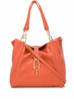 Liu Jo сумка-тоут из зернистой кожи AA0127E0027