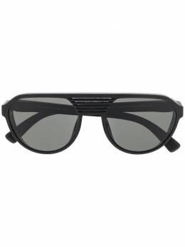 Mykita солнцезащитные очки-авиаторы Peak PEAKMD1