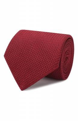 Шелковый галстук Lanvin 1208/TIE