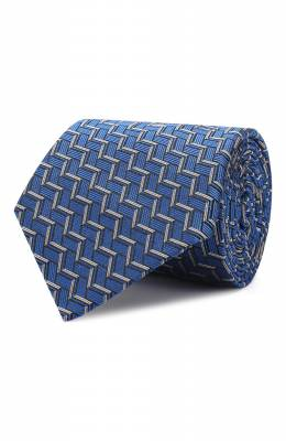 Шелковый галстук Lanvin 2571/TIE
