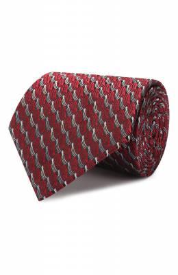 Шелковый галстук Lanvin 2550/TIE