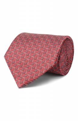 Шелковый галстук Lanvin 2870/TIE