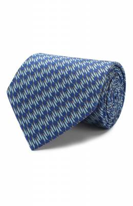 Шелковый галстук Lanvin 2837/TIE