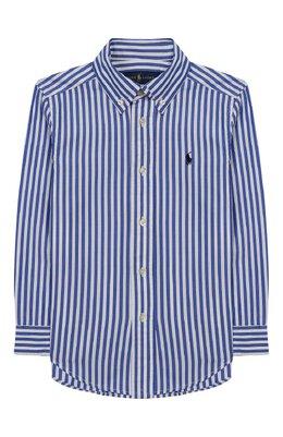 Хлопковая рубашка Ralph Lauren 322785646