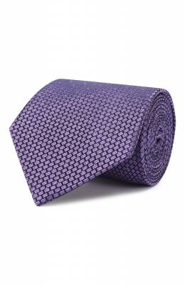 Шелковый галстук Lanvin 2581/TIE
