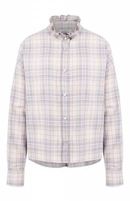 Хлопковая рубашка Isabel Marant Etoile CH0544-20P064E/ILARIA