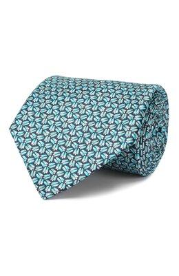 Шелковый галстук Lanvin 2857/TIE