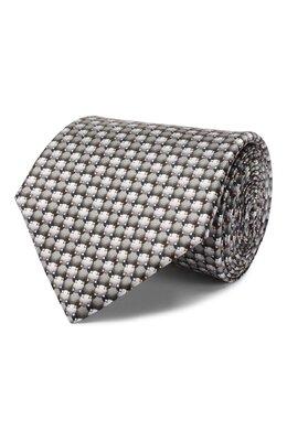 Шелковый галстук Lanvin 2803/TIE