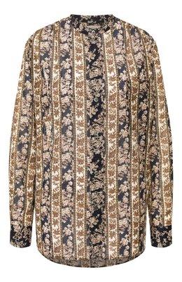 Хлопковая рубашка Isabel Marant Etoile CH0238-20P079E/MEXIKA