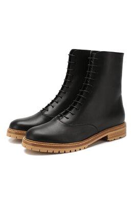 Кожаные ботинки Ruben Gabriela Hearst 3208009 SC001
