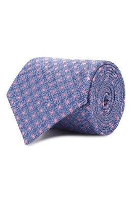 Шелковый галстук Canali 18/HJ02625