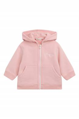 Розовое худи на молнии Bonpoint 1210187773