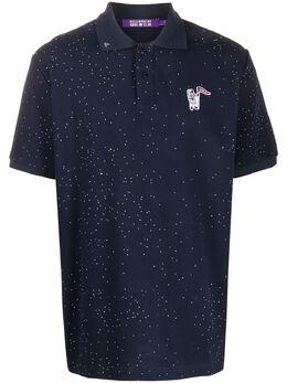 Billionaire Boys Club рубашка-поло Deep Space B20154