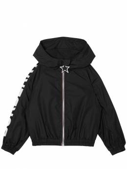 Nylon Windbreaker Burberry 71IVT8007-QTExODk1