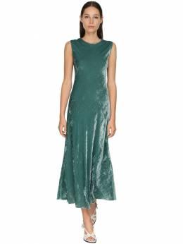 Платье Без Рукавов Из Бархата Sies Marjan 71IRTD015-TEVFSw2