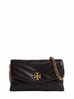 Kira Quilted Leather Chain Wallet Bag Tory Burch 71IM3V003-MDAx0