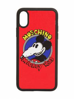 Чехол Для Iphone X Moschino 71IL0M042-QTExMTU1