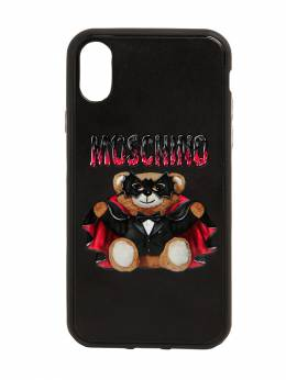 Чехол Для Iphone X Moschino 71IL0M024-QTE1NTU1