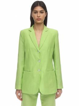 Пиджак Из Льна Maryam Nassir Zadeh 71IDL0017-MDEwIExJTUU1