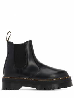 Кожаные Ботинки 50мм Dr. Martens 71ID2T006-QkxBQ0s1