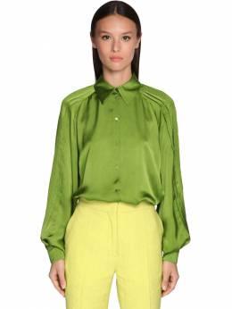 Атласная Рубашка Rochas 71ICCO004-MzEw0