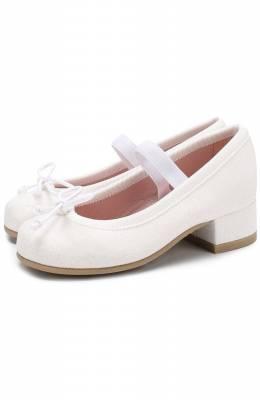 Текстильные туфли с бантами Pretty Ballerinas 39.976/9.033/GALASSIA