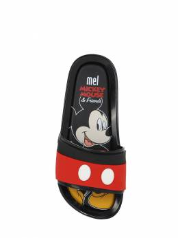 "Резиновые Сланцы ""mickey Mouse"" Mini Melissa 71I91Z021-NTMyMTE1"