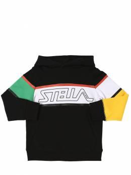 Свитшот Из Органического Хлопка Stella McCartney Kids 71I6SJ010-MTA3Mw2