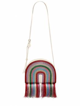 """Сумка Из Искусственной Кожи С Блестками """"rainbow"""" Stella McCartney Kids 71I6SI019-OTIzMg2"""