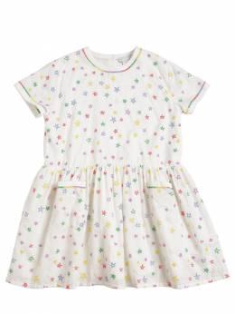 Платье Из Органического Хлопка Stella McCartney Kids 71I6SH060-OTA5Nw2