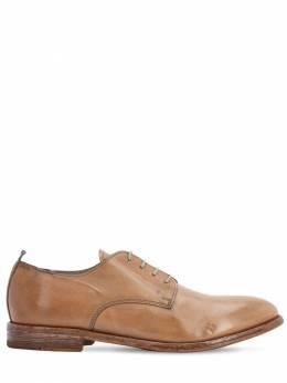 Кожаные Ботинки-дерби На Шнуровке Moma 71I04U004-VEFVUEU1