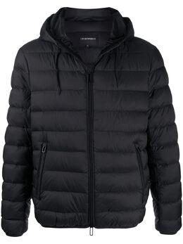 Emporio Armani padded hooded jacket 3H1B861NXPZ