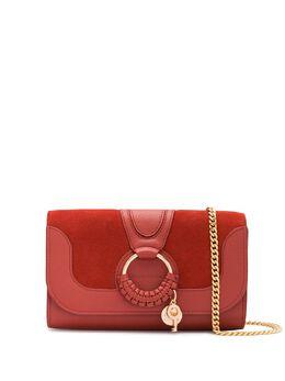 See By Chloe маленькая сумка через плечо Hana CHS20SP912417620
