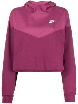 Nike Tech Fleece cropped hoodie CJ3871
