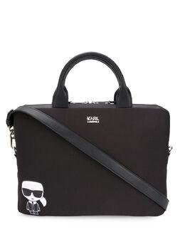Karl Lagerfeld сумка для ноутбука Ikonik 8059180501199