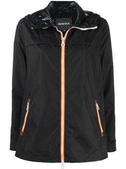 Duvetica куртка на молнии с капюшоном D5030102S0012520