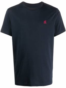 Hogan футболка с монограммой KQMB3402390RTMU809