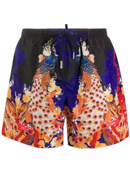 Dsquared2 zodiac swim shorts D7B543360ISA01