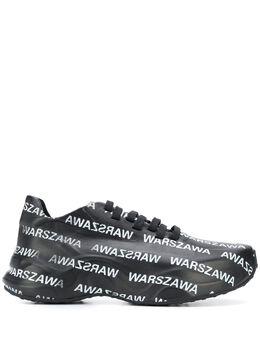 Misbhv кроссовки с принтом Warszawa 020BU413