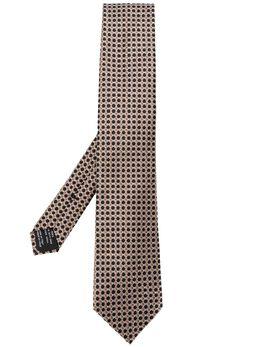 Tom Ford галстук с узором XTA7TF12