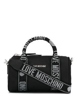 Love Moschino сумка-тоут с верхними ручками JC4278PP0AKO