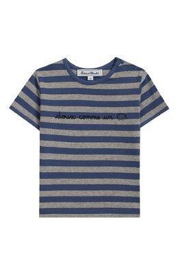 Хлопковая футболка Tartine Et Chocolat TN10041/2A-3A