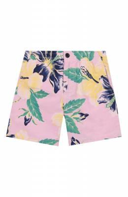 Хлопковые шорты Polo Ralph Lauren 322785721