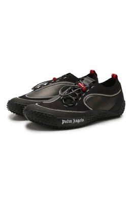 Комбинированные кроссовки Palm Angels PMIA037S207810011000